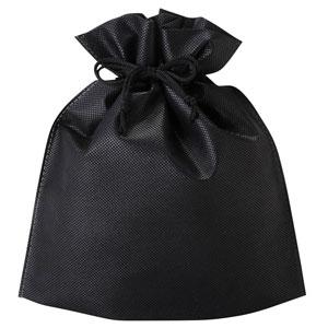 セルトナ・巾着(L)(ブラック)