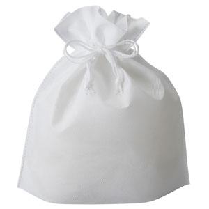 セルトナ・巾着(L)(ホワイト)