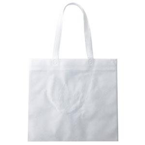 セルトナ・フラット型手提げバッグ(ホワイト)