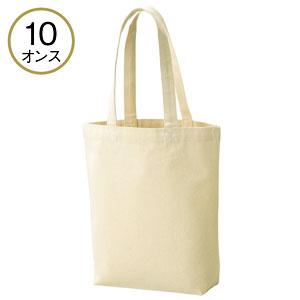 10オンス・厚生地A4コットントート(マチ付)