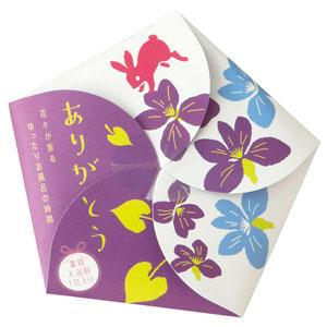 薬用入浴剤 ハナサクユ(スミレ)