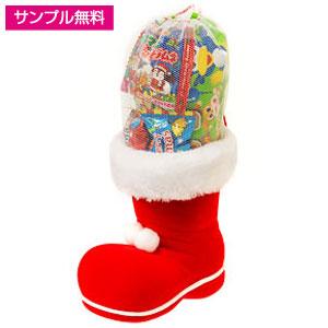 クリスマス お菓子ブーツ