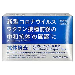 【先行掲載】新型コロナウイルス抗体検査キット