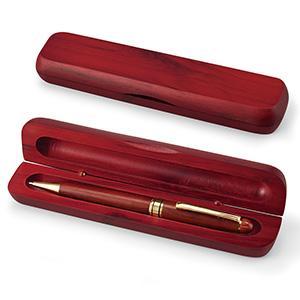 ローズウッドボールペン(紫檜材)