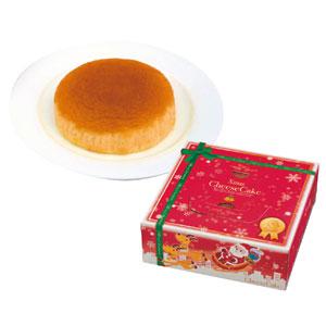 クリスマス チーズケーキ
