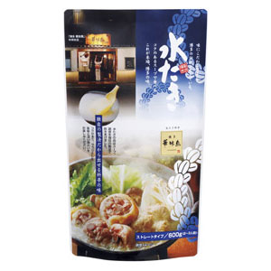 博多華味鳥鍋スープ 水たき