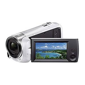 ソニー デジタルHDビデオカメラレコーダー ホワイト