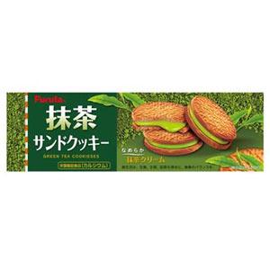 フルタクッキー 抹茶サンド