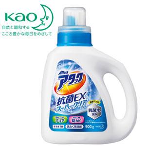アタック900g 抗菌EXスーパークリアジェル