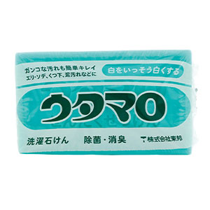 ウタマロ洗濯石けん133g