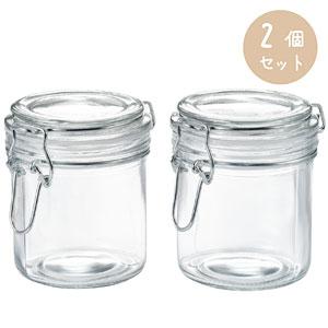 ミニガラス密閉ボトル0.3L 2個セット