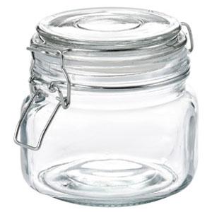 ミニガラス密閉ボトル0.6L