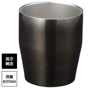 真空ステンレスタンブラー350ml(ブラック)
