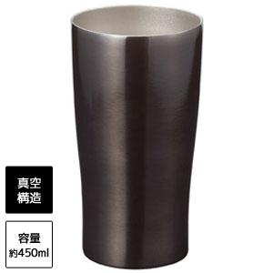 真空ステンレスタンブラー450ml(ブラック)