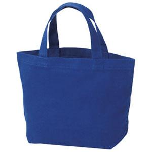 キャンバスバッグS(ブルー)