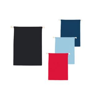 コットン巾着(L)(カラー)