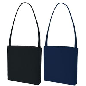 キャンバスショルダートート インナーポケット付(カラー)
