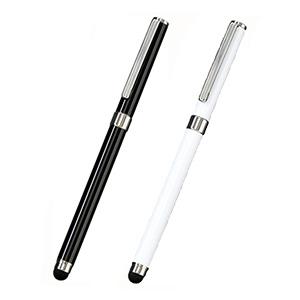 タッチペン付キャップメタルペン