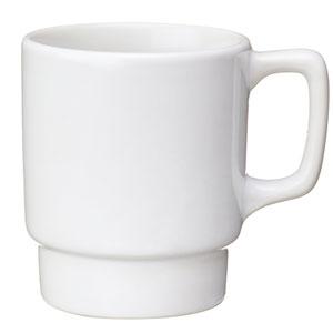陶器マグ スタッキング