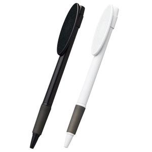 オーバルクリップボールペン