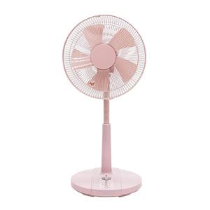 リビング扇風機1台(ピンク)
