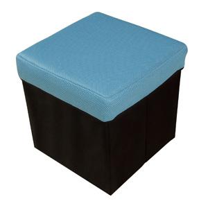 チェア収納ボックス1個(ブルー)