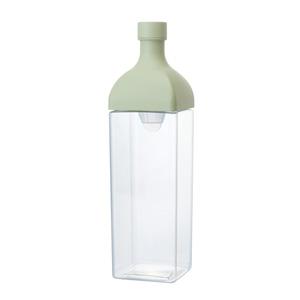 HARIO 縦横置けるカークボトル1.2L1本(グリーン)