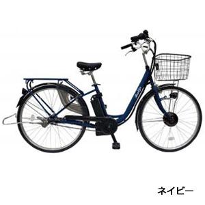 26インチ電動アシスト自転車(3段変速)1台(ネイビー)