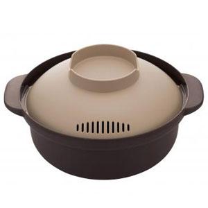 レンジでひとり用鍋