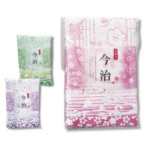 こぼれ桜ウォッシュタオル1枚