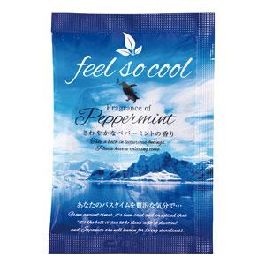 粉体入浴料フィールソークール(ペパーミントの香り)20g