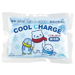 クールチャージ保冷剤200g