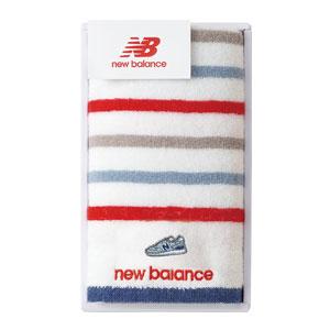 New Balance フェイスタオル1枚