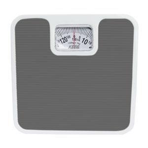 ベーシック体重計1台(グレー)