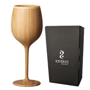 孟宗竹ワイングラス1個