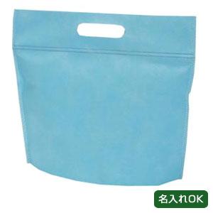 カラークール不織布保冷バッグ1個(水色)