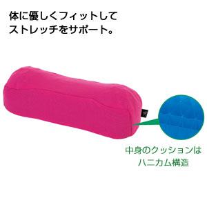 プレミアムストレッチゲルクッション1個(ピンクカバー)
