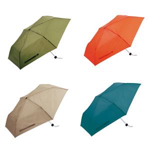 カラフル折りたたみ傘 1本