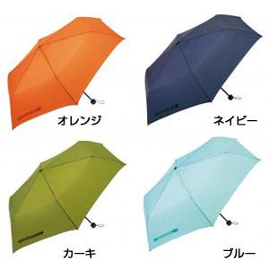 シンプルカラー折りたたみ傘 1本