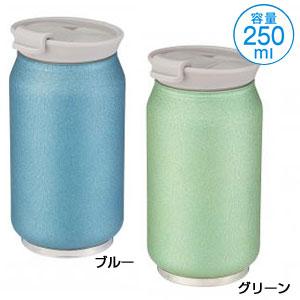 真空ステンレス缶ブラ―250ml1個