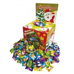 クリスマス キッズ キャンディつかみ取りセット