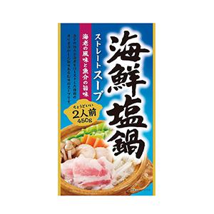 海鮮塩鍋スープの素450g