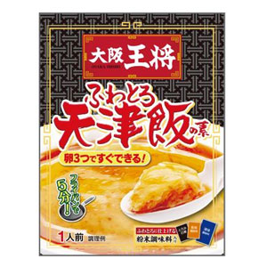 大阪王将 ふわとろ天津飯の素34g