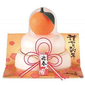 お鏡餅 橙 160g