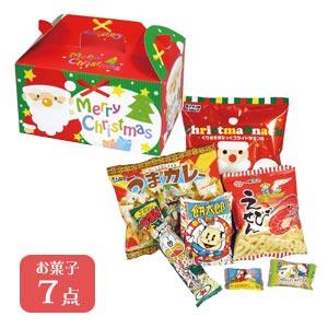 クリスマスたっぷりお菓子BOX