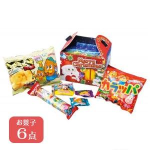 クリスマス お菓子ボックス