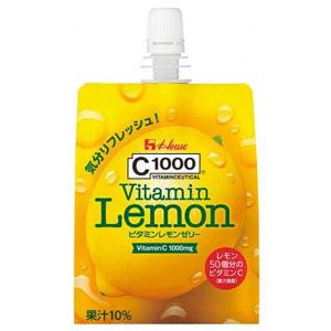 C1000ビタミンレモンゼリー180g