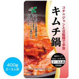 キムチ鍋つゆ400g