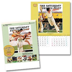 カレンダー スポーツ・アート