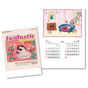 カレンダー ファンタスティックモーメント